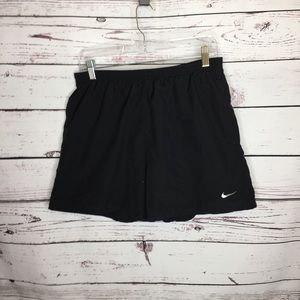 Nike running shorts black